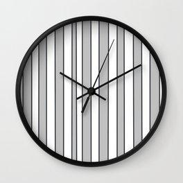 Strips 9-line,band,striped,zebra,tira,linea,rayas,rasguno,rayado. Wall Clock