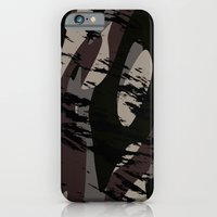 Deep Forest Camo Slim Case iPhone 6s
