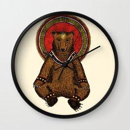 Yogi Bear  Wall Clock