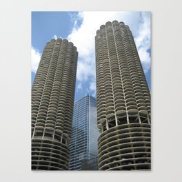 chicago (one) Canvas Print