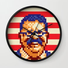 Jurassic President, Episode 26 – Stalin For Time Wall Clock