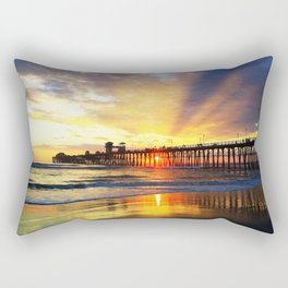 Waves of Solace Ultimate Rectangular Pillow