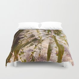 Bottlebrush Serenity 2 Duvet Cover