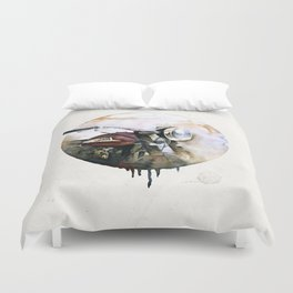 Norton Atlas Duvet Cover