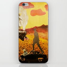 Let's Have An Adventure iPhone Skin