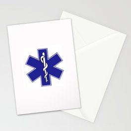 life star  Stationery Cards