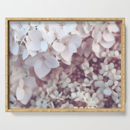 Flower photography by Olesia Misty Serving Tray