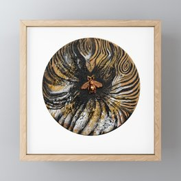 The Wizard Framed Mini Art Print