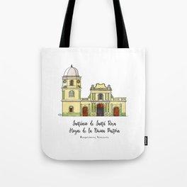Divina Pastora Tote Bag