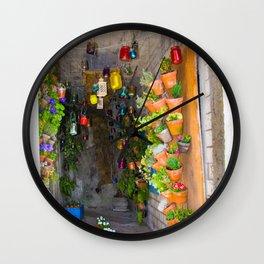 The Enchantress' House Wall Clock