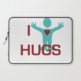 I heart Hugs Laptop Sleeve
