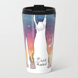 Sweaters Metal Travel Mug