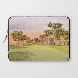 TPC Harding Park Golf Course 16th Hole Laptop Sleeve