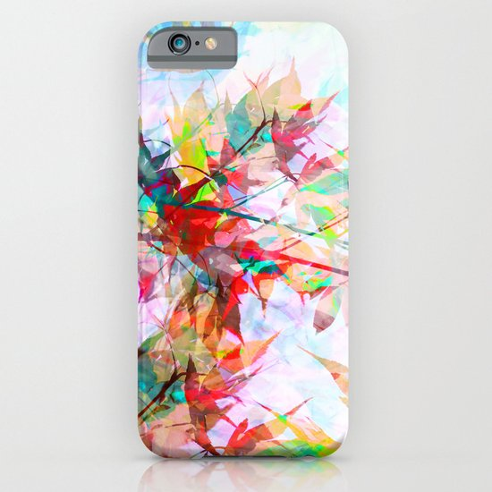 Abstract Autumn iPhone & iPod Case