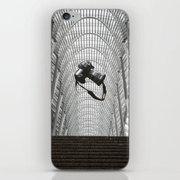 Stay Focussed iPhone Skin