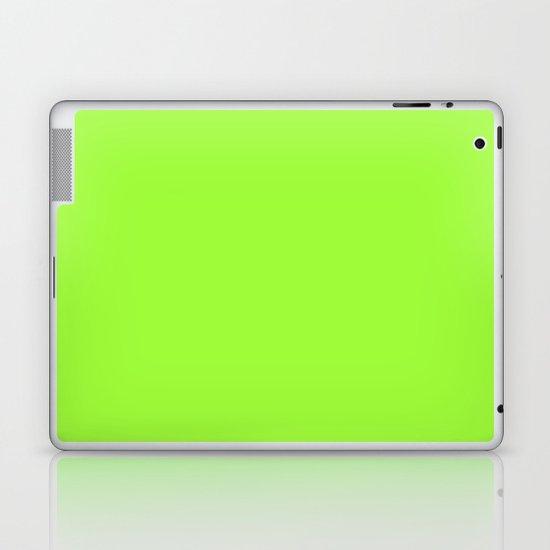French lime Laptop & iPad Skin