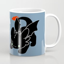 toothless and baby gronckle Coffee Mug