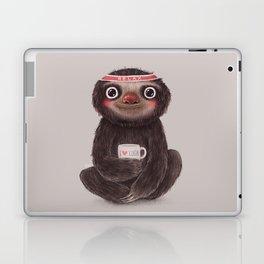 Sloth I♥yoga Laptop & iPad Skin