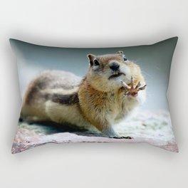 Talk To The Hand Rectangular Pillow
