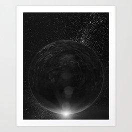 MACROCOSMOS 02 Art Print