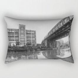 Powerhub and Bridge Maidstone Rectangular Pillow