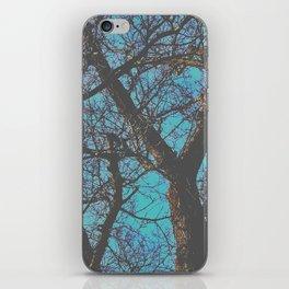 Whispy Tree iPhone Skin