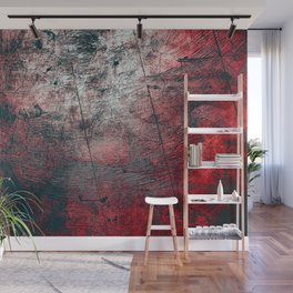 Glossed Over Wall Mural