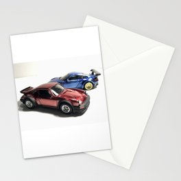 Car Candy Stationery Cards