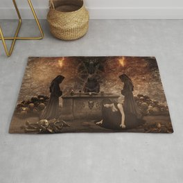 The Lord of Death Rug