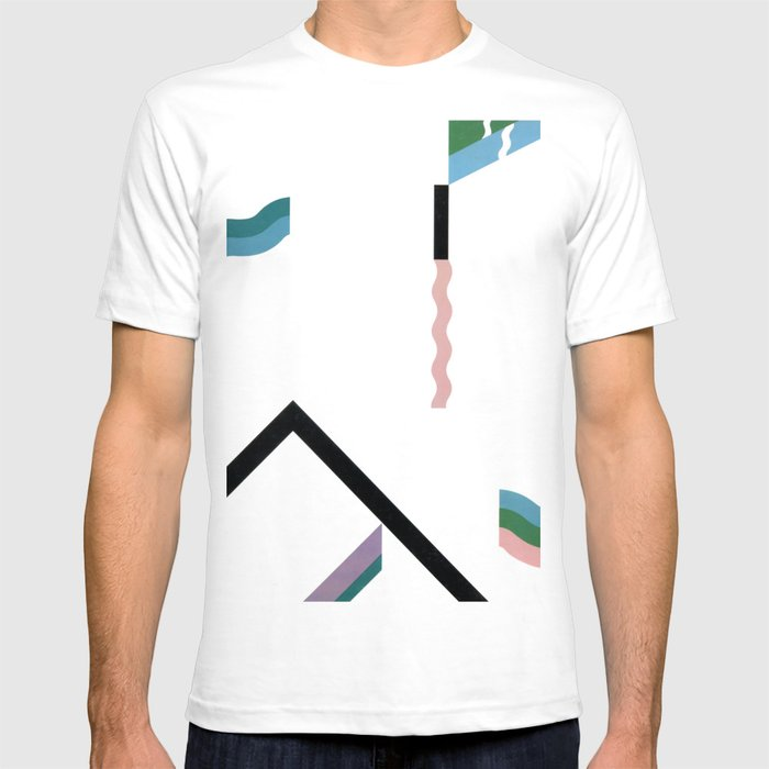 Wire 154 T-shirt by theculturevulture | Society6