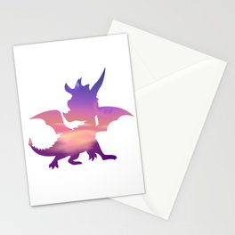 Spyro Lofty Castle Skybox Stationery Cards