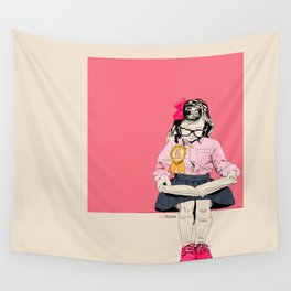 GoodGirl Wall Tapestry