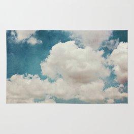 January Clouds Rug