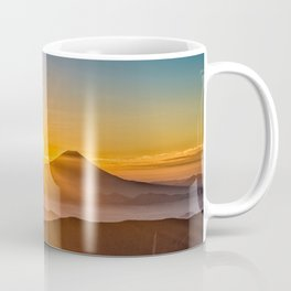 The Southern Alps Coffee Mug
