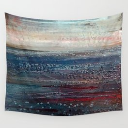 Lonely Rivers Sigh Wall Tapestry