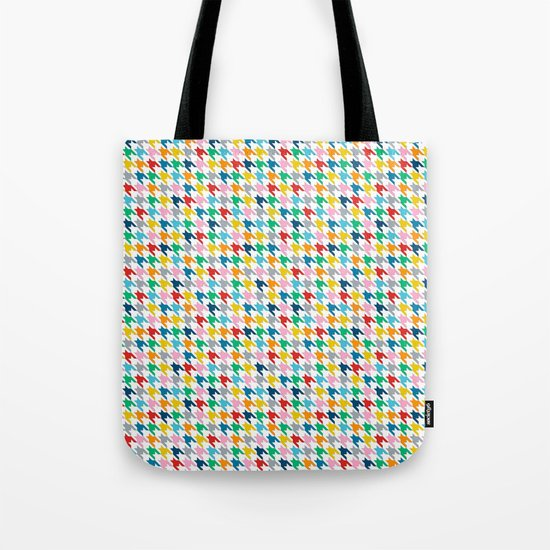 Puppytooth #2 Tote Bag