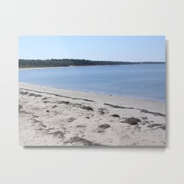 Chesapeake Bay Image Metal Print