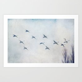 my special way of life Art Print