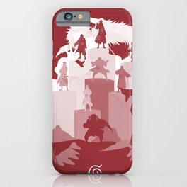 Jiraya iPhone Case
