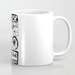 Little Musket Monsters Coffee Mug
