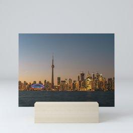 Toronto Mini Art Print