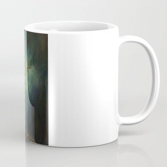 With one Stone. Coffee Mug