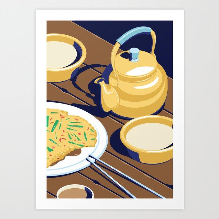 A night out in Seoul - Part 7 - Rice Wine Kunstdrucke