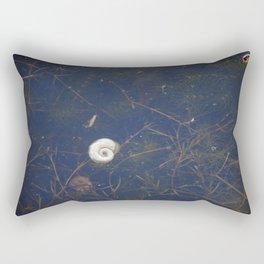 L'Escargot Rectangular Pillow