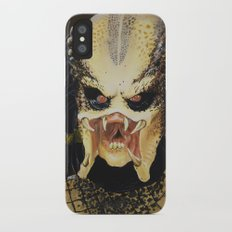 The Predator Slim Case iPhone X