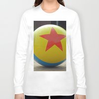 toy story Long Sleeve T-shirts featuring Toy Story Ball by Jillian