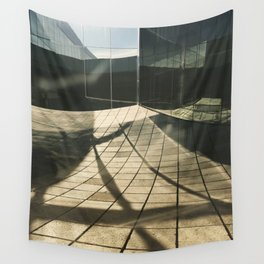 Shreds and Shards Wall Tapestry