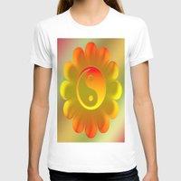 yin yang T-shirts featuring Yin Yang by Art-Motiva