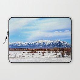 Sayan Mountains Laptop Sleeve