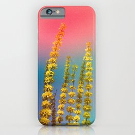 Candy Flora iPhone Case